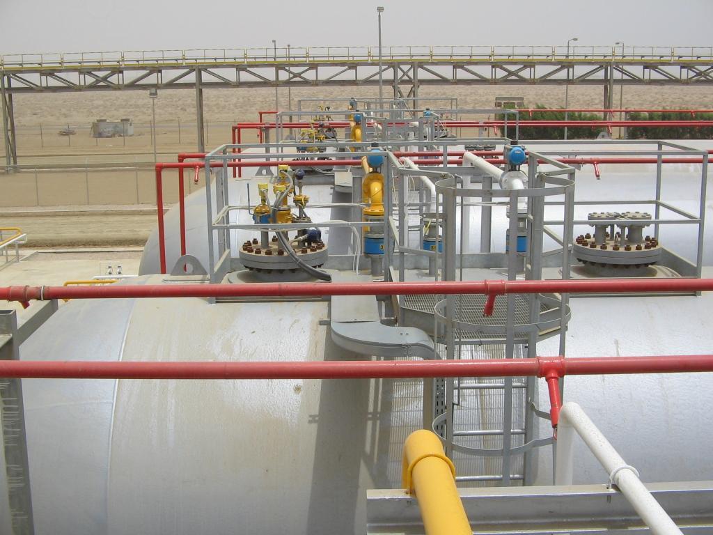 Cisterne 3 per impianto Tecnogas