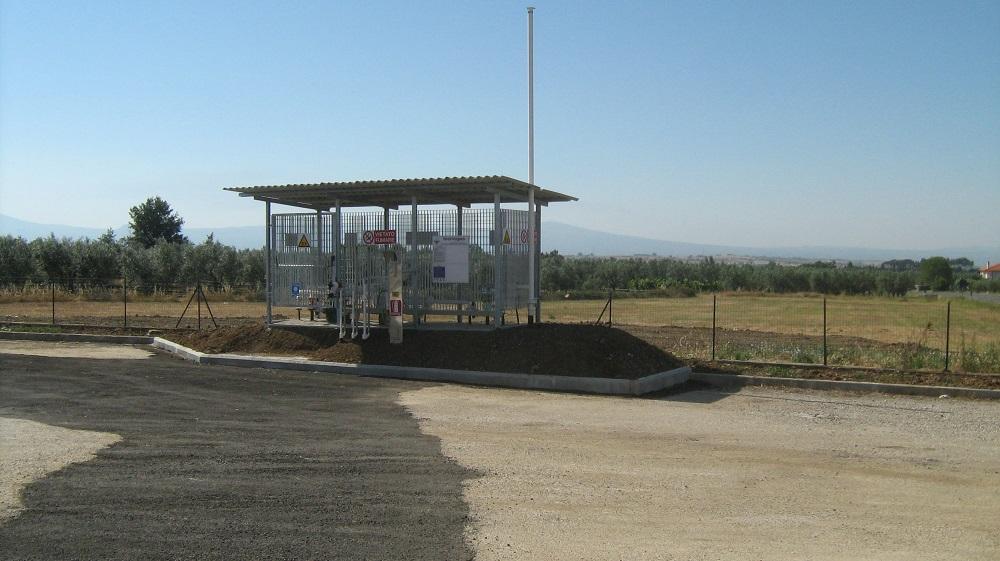 Stazione di servizio Tecnogas