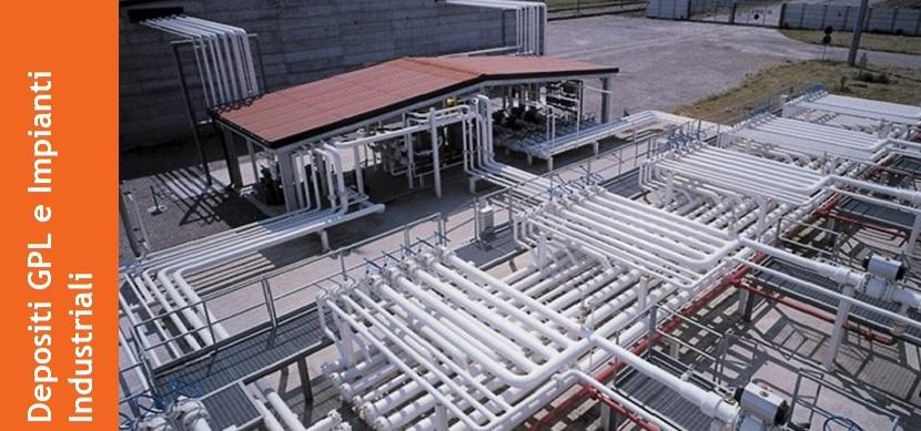 Depositi GPL e Impianti Industriali corretta slide